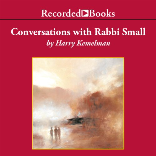 Conversations with Rabbi Small audiobook cover art
