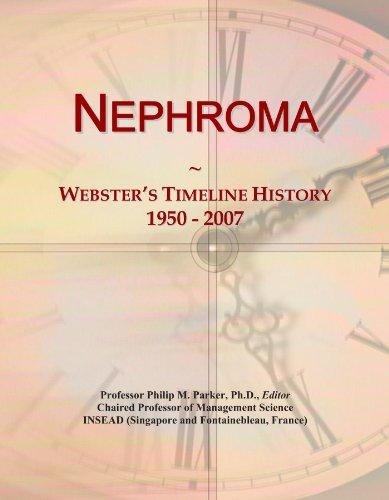 Nephroma: Webster's Timeline History, 1950 - 2007