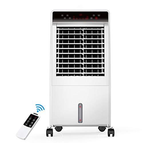 CHAOXIANG Condizionatore Portatile Senza Tubo Ventilatore Per L'aria Condizionata Freddo E Caldo Muto Miniatura Velocità Del Vento A Tre Velocità Telecomando, 65W