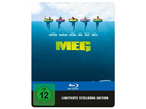Meg - Limited 2D Steelbook