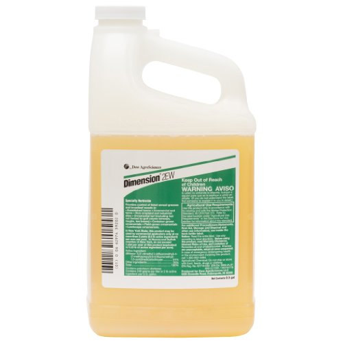 Dimension 2EW Herbicide - 0.5 Half Gallon (64 ounces)