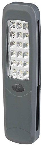Brennenstuhl 1175410 - Linterna con 18 LED SMD (AHL 180 3210), color...