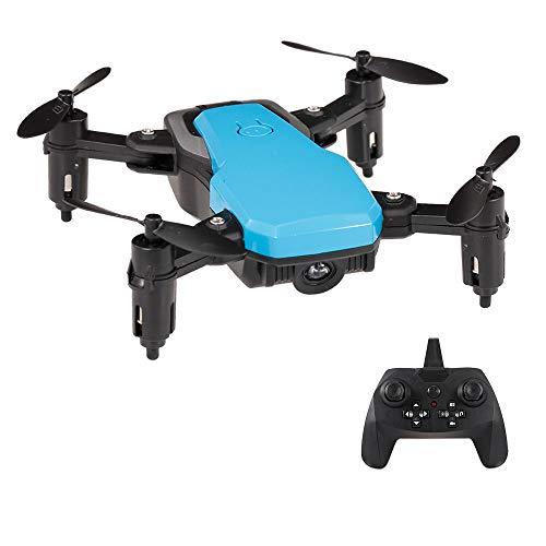Entweg Drone RC, Altimetro Sg800 Mini 2.4G Pieghevole Drone Altitude Hold One Ritorno A Chiave modalità Headless RC Quadricottero per La Formazione Regalo di Natale