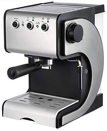 Busirsiz Kaffee-Maschine, Muti-Funktion Italien Typ Espresso Kaffeemaschine Maschine mit Hochdruck for den Heimgebrauch, for Home Office Hotle