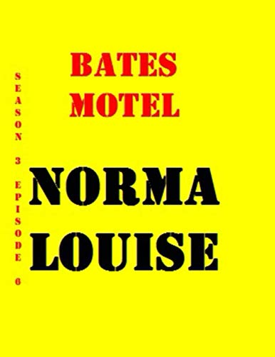 Bates Motel Norma Louise Quotes Library Decorative Birthday Gift ( 110 Page Big Size ) Notebook Collection A decorative book for coffee tables, end ... design styling: Tv Show Friends Notebook