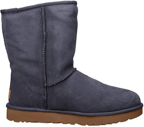 UGG CLASSIC SHORT II Enkellaarzen/Low boots dames Marine Laarzen