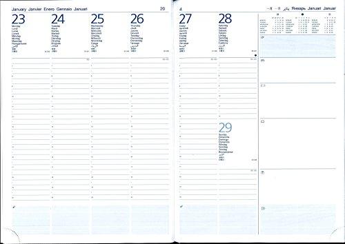 Agenda Settimanale Cangini Filippi Ad Hoc XXL 2021 cm 21x29,7