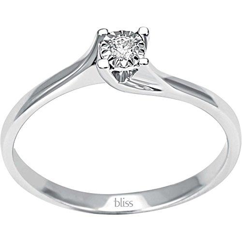anello donna gioielli Bliss Rugiada offerta elegante cod. 20069893