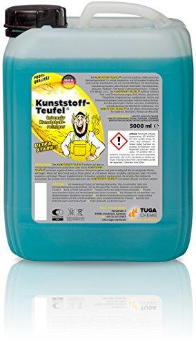 TUGA Kunststoff-Teufel Intensiv Kunststoff Reiniger