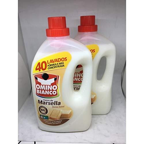 Omino Bianco Producto para el Lavado a Mano y de Prendas