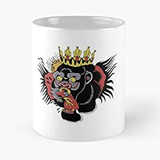 Conor Mcgregor Ufc The Notorious -funny Gifts For Men And Women Gift Coffee Mug Tea Cup White-11 Oz.