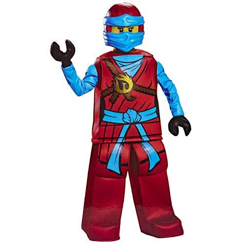 Lego Ninjago Masters of Spinjitzu Prestige Child Costume (M 7-8)