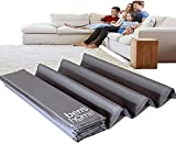 Ben'sHome Durable Cushion Support Insert [0.4'], New Sofa Saver Board for Sagging Couch Pillows. Fix & Prevent Sagging Seats - Perfect for your Chair Cushion, Extra Strong, Dense & Thick   19.7' x 67'