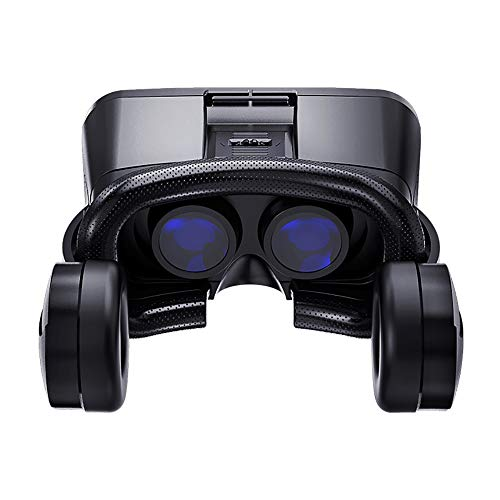 Best Prices! Anti-Blue Glasses VR 3D Game Helmet Headset for 360 Degree Viewing in Smartphone,Sports...