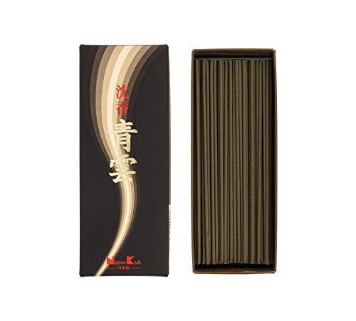 nippon kodo 212 Jinkoh Seiun Aloès spécial, Encens, Noir, 15 x 8 x 3 cm