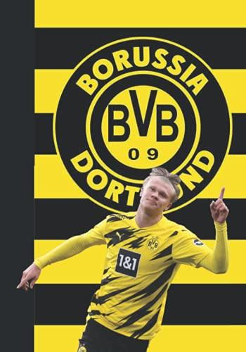 BORUSSIA: Fußball-Notizbuch I BVB 09 I BORUSSIA DORTMUND