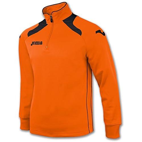 Joma Champion II Felpa, Arancione, 3XL