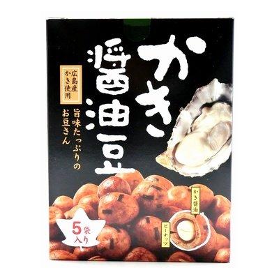 (単品)モウリ かき醤油豆 5袋