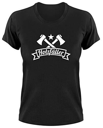 Holzfaller Logo T-shirt
