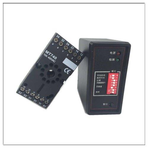 PD132 Sensor de tierra de tráfico, Detector de vehículo de bucle de inducción, señal de control