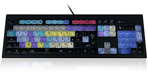 EDIUS Tastatur mit Beleuchtung