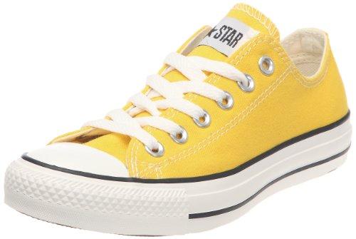 Converse Chuck Taylor All Star Sneaker Unisex für Erwachsene, - Gelb, Petant - Größe: 41.5 EU