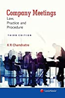 Company Meetings: Law, Practice And Procedure