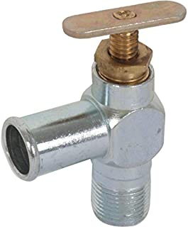 MACs Auto Parts 32-50379 Hot Water Heater Shut Off Valve - Threads Into Cylinder Head -