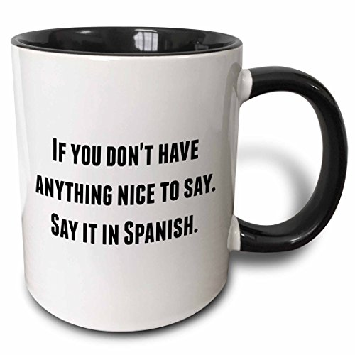 Spanish Teacher Funny Coffee Cup