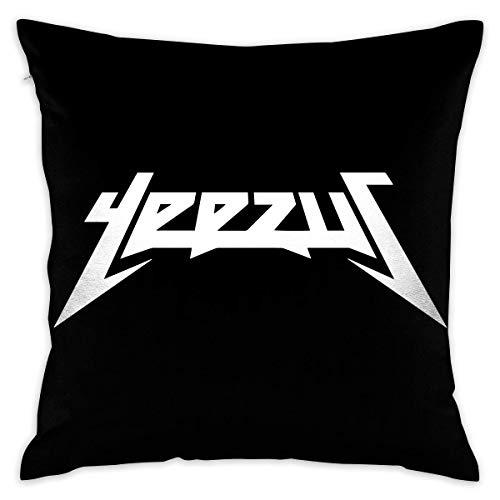 Zylione Yeezus Glastonbury dekorativ kpfkissenbezug Zierkissenbezüge Kissenbezug Pillow Covers case Pillowcases Kissenhülle