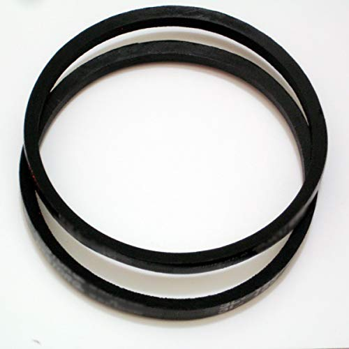 2 Pack Portable Washer Washing Machine Belt for Haier Belt HLP21N HLP021-WM HLP021WM HLP20E HLP021 XQBM22C WD-0350-21