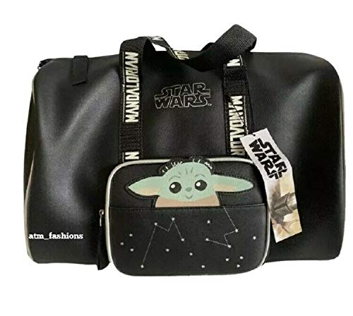 Primark Limited Star Wars The Mandalorian Baby Yoda The Child Weekend Travel Bag 40x25cm