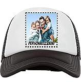 bubbleshirt Cappellino con Retina Personalizzato con Foto - Personalizza Il Tuo Cappellino - Idea Regalo