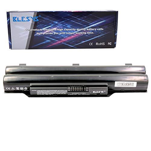 BLESYS FPCBP250 Batería para Fujitsu LifeBook A530 A531 AH42/E AH530 AH530/3A AH531 PH521 Serie FMVNBP186 CP477891-01 Ordenador portátil 10.8V 4400mAh