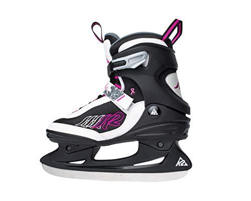 ASCENT K2 Ice Skates Women (schwarz/Weiss/pink, 36,5)