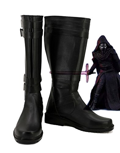 Telacos The Force Awakens Movie Costume Kylo Ren Cosplay Shoes Sith Cosplay Boots - http://coolthings.us