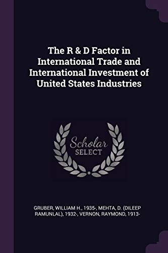 R & D FACTOR IN INTL TRADE & I