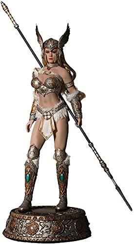 Figura de acción a Escala CWW 1/12 Tariah Silver Valkyrie Figura de acción de 6 Pulgadas PL2019-156 (Pedido anticipado)