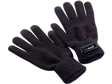 Herren Freisprech & Touch Handschuh mit Bluetooth Im Handschuh eingebaute kabelose Freisprecheinrichtung