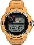 Smart Watch Health & Fitness Tracker IP67 impermeable Smartwatch...