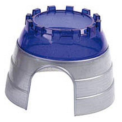 Superpet - Dome - Petits rongeurs (Taille unique) (Argent/Bleu)