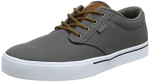 Etnies Herren Jameson 2 ECO Skateboardschuhe, Grau (089-grey/brown 089), 43 EU