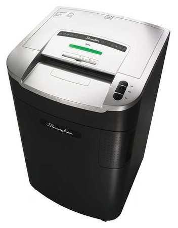 New Print Finishing Solutions 1770055D 30 gal Swingline Paper Shredder44; 12 Sheets