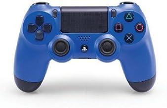 DualShock 4 Wireless Controller for PlayStation 4 - Wave Blue [Old Model] (Renewed)