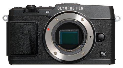 Olympus E-P5 16.1MP Mirrorless Digital Camera