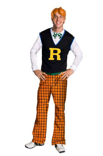 Rubie's Archie Comics Costume, Blue/Orange, One Size