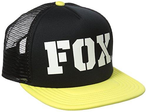 FOX Gorra Camionero Mujer Vapors Negro (Default, Negro)