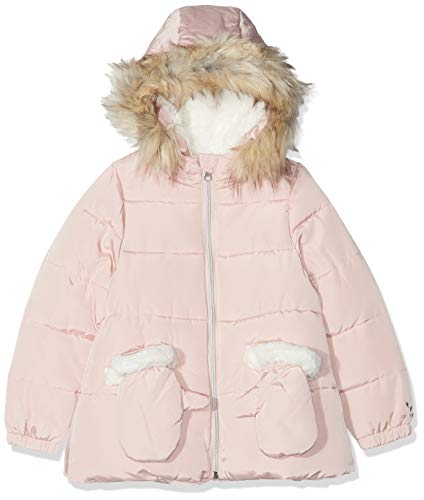 Catimini Mädchen CP42045 Parka Regenmantel, Pink (Light PINK 31), 8 Jahre