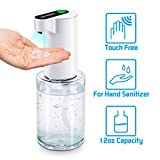 JENTXON Automatic Hand Sanitizer Dispenser for Hand Sanitizer...