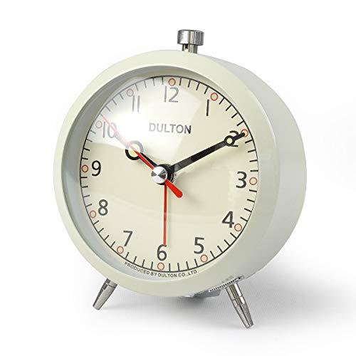 ダルトン(Dulton) アラームクロック アイボリー 100-053Q/IV